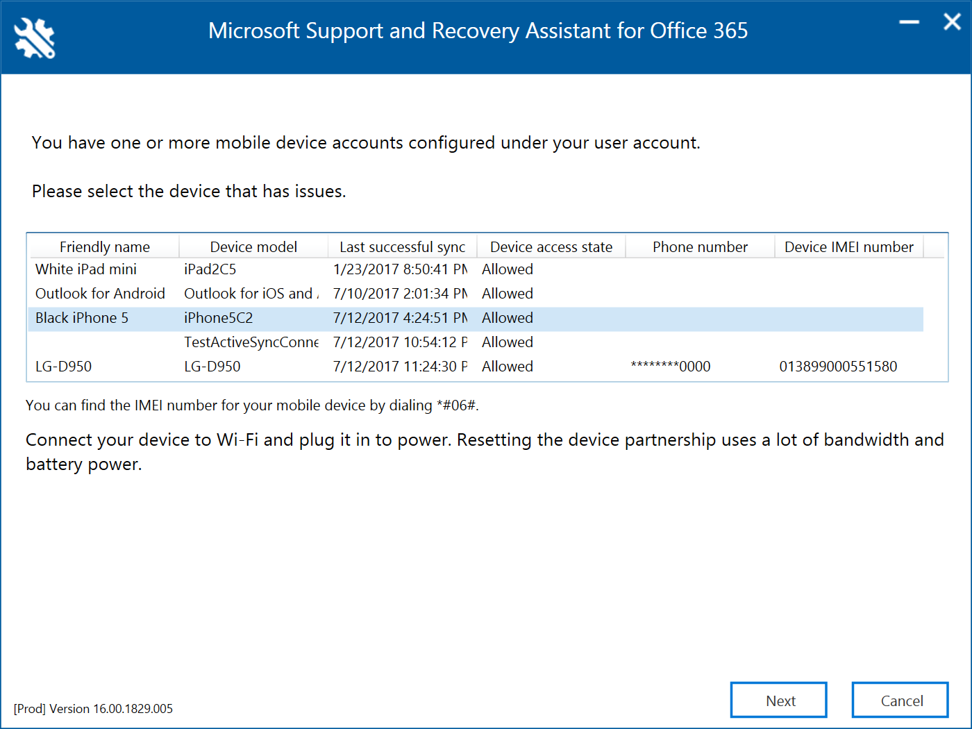 microsoft office 365 support and recovery assistant